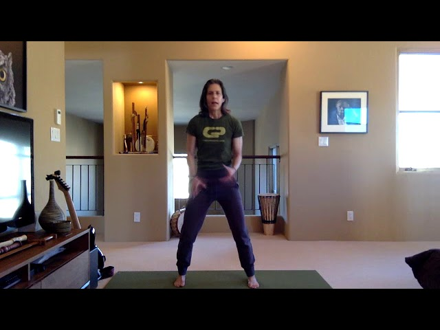 Qigong with Ali December 2020
