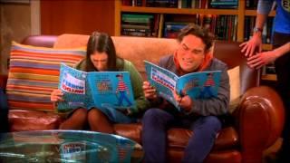 Big Bang Theory: Girls Vs Boys! (Pictionary, Pie Eating, Waldo etc)