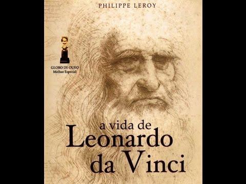 A Vida de Leonardo Da Vinci Legendado PT Parte 2