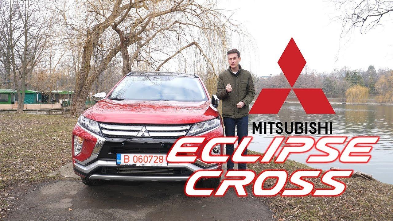Mitsubishi Eclipse Cross - Fără Fast&Furious - Cavaleria.ro