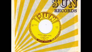 JOHNNY CASH -  FOLSOM PRISON BLUES -  SO DOGGONE LONESOME -   SUN 232