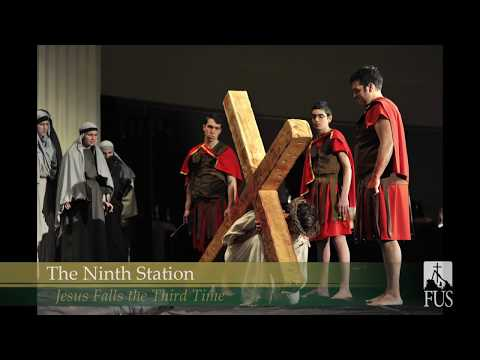 Stations of the Cross with Fr. Nathan Malavolti, TOR