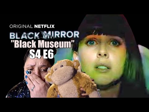 "Black Mirror S4 E6 ""Black Museum"" - REACTION!!! (Part 2)"