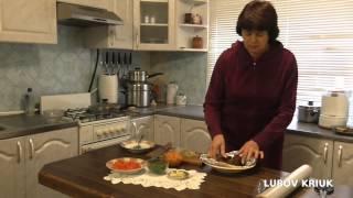БАКЛАЖАННАЯ ИКРА - рецепт приготовления икры на углях .Способ заморозки баклажана на зиму .