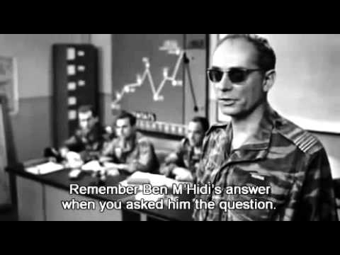 Battle of Algiers (1966)excuses for justifying torture