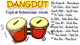 Lagu dangdut super lawas made in indonesia