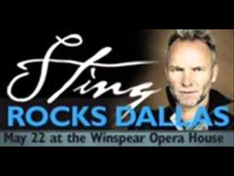 "STING - Dallas, TX 22-05-2010 ""Winspear Opera House"" USA (FULL AUDIO SHOW)"