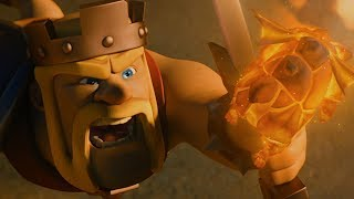 MAX Barbarian King in Clash of Clans! TH12 Farm to Max ep 2!
