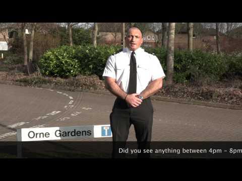 Bolbeck Park - Milton Keynes murder investigation
