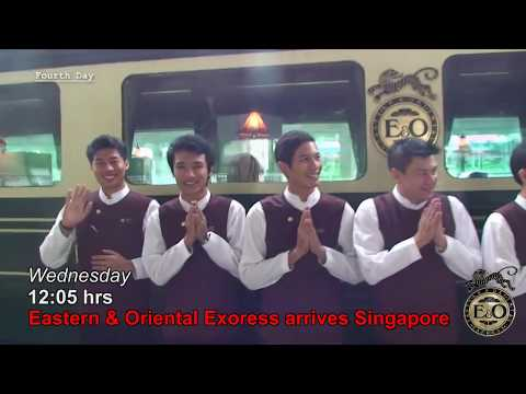 E&O Express Bangkok to Singapore