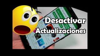 Desactivar las actualizaciones automáticas Android Samsung Galaxy S8 y S8 Plus