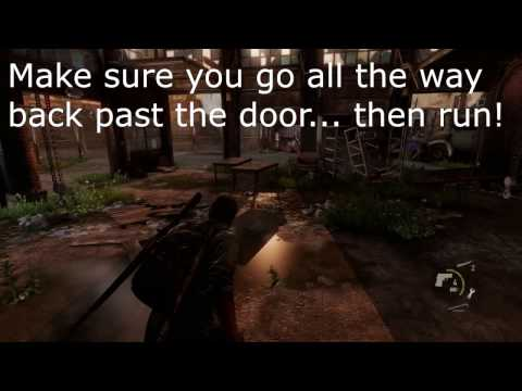 The Last Of Us - Bill's Trap Skip For PS4 (Tutorial)