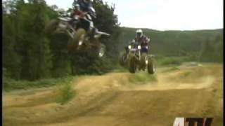 ATV Television - 2003 Yamaha Sport Quads Tests