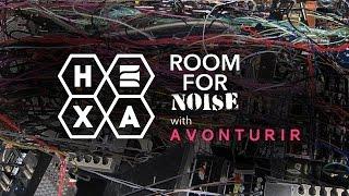 Room For Noise - CVX & MSSVKNTRL Talks About Avonturir Album