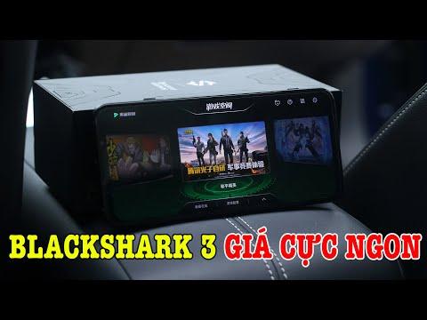 Tư vấn điện thoại BlackShark 3 GIÁ CỰC NGON có nên mua hay chờ Redmi K40 Pro?