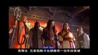 Sword Stained With Royal Blood Ep11b 碧血剑 Bi Xue Jian Eng Hardsubbed