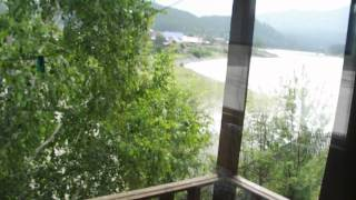 видео Продам турбазу вблизи села Чепош (Чемальский район, Республика Алтай)
