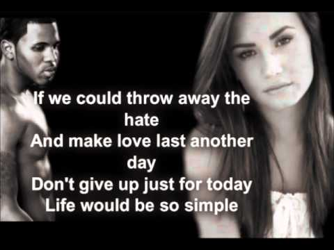 Demi Lovato ft Jason Derulo - Together [ Lyrics ]