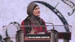 Shining Lights from the Quran   Linda Sarsour #MASCON2018