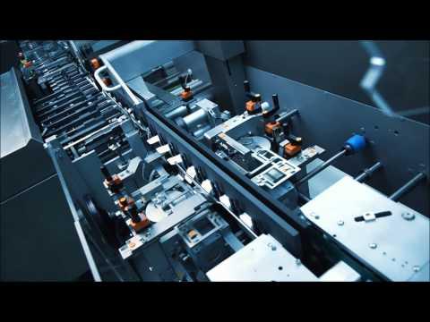 IWK Cartoning Machine SC4 - Vials