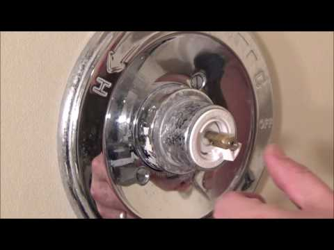 How To Adjust a Delta Tub Faucet For More HOT WATER!