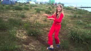Рассказ девочки об  озере Шира, Хакасия(Прошлым летом мы отдыхали семьей на озерах Хакасии. Ездили на своей машине, спали в палатке. Объехали нескол..., 2015-04-18T04:41:35.000Z)