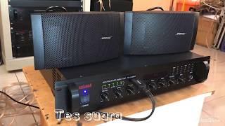 Toko Premium Audio Jual pasang sound system cafe soft musik indoor outdoor auland bose yang berkuali