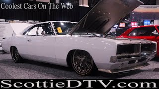 1969 Dodge Charger 426 HEMI The SEMA Show 2017