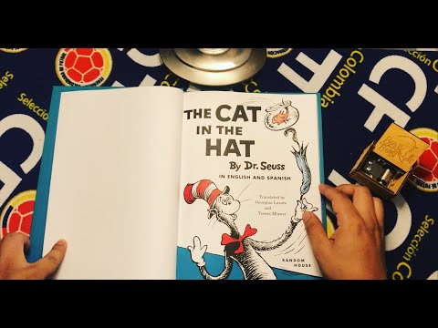 35cd1a9d El Gato Ensombrerado/The Cat in the Hat by Dr. Seuss. Bilingual stories:  Spanish and English