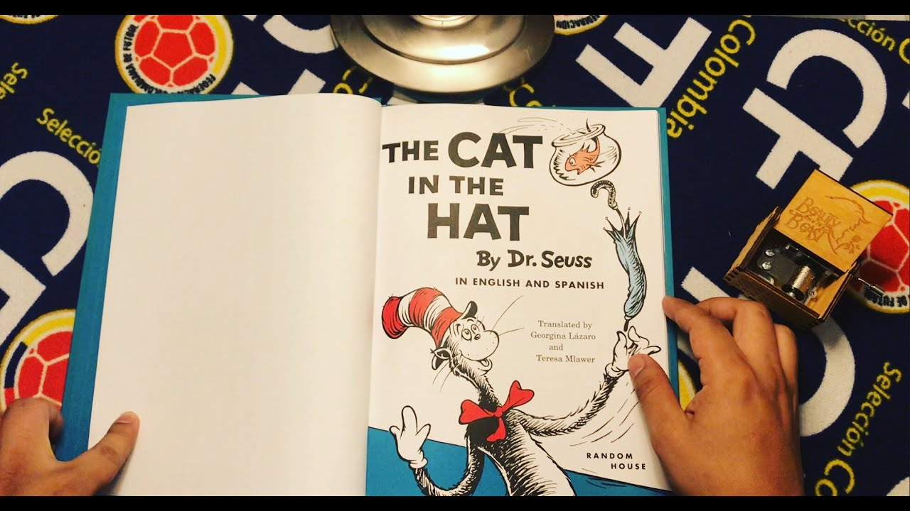 29544649 El Gato Ensombrerado/The Cat in the Hat by Dr. Seuss. Bilingual stories:  Spanish and English - YouTube