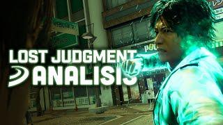 LOST JUDGMENT ANÁLISIS 4K: VIDEOREVIEW de uno de los JRPG con MEJOR HISTORIA de los últimos años