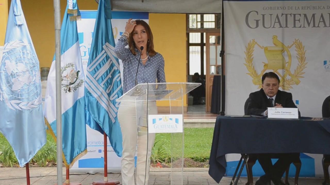 Lanzamiento del Proyecto Centros UNESCO-Malala