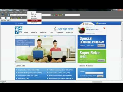 247jobsonline.com | 247 online jobs data entry software