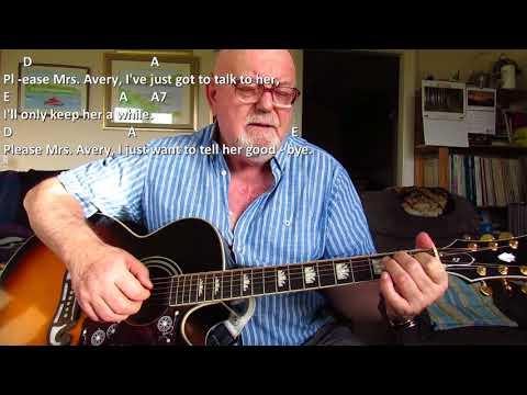 Guitar: Sylvia's Mother (Including lyrics and chords)