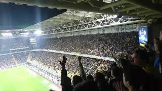 Fenerbahçe Alanyaspor 2-0 Valbuenanin Muhteşem Pası Frey'ın Golü 11 Kasim Pazar 2018