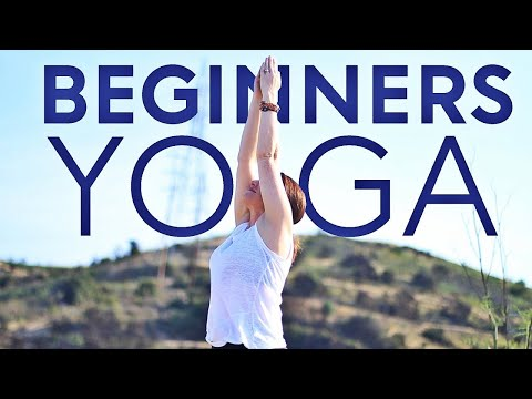 Beginners Yoga Class Easy Yoga Poses For Flexibility ...