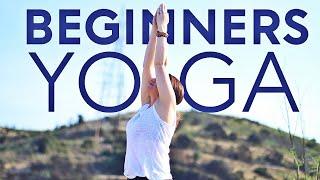 Beginners Yoga Class - Easy Yoga Poses For Flexibility