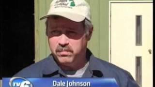 Johnson's potato farm in Michigan's U.P.