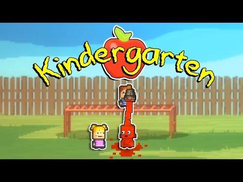 Dumping Blood On Her Head!! Best Event Ever! -Kindergarten
