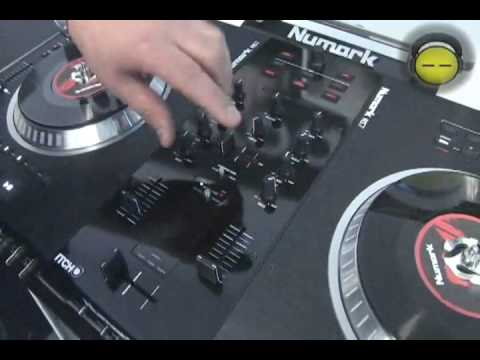 Numark NS7 w/ Serato Itch Overview