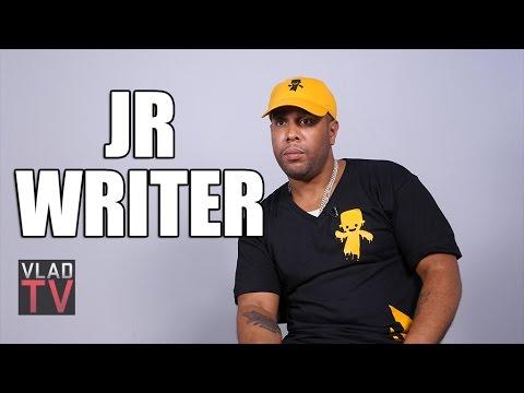 JR Writer on Dissing Cam