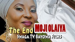 THE END MOJI OLAIYA IKOYI CEMETARY FULL VIDEO FAITHIA BALOGUN MUYIWA ADEMOLA