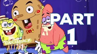 The Spongebob Squarepants Movie Game Part 1 | GOOFY GOOBER (Throwback Attack)