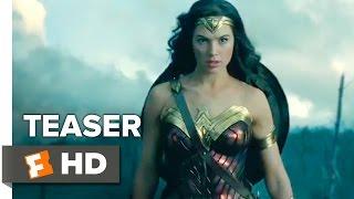 Wonder Woman Teaser (2017) |