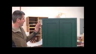 Inset Cabinet Overview