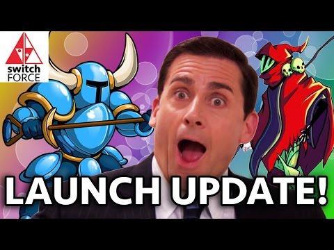 New Launch Games Update! + Nindies