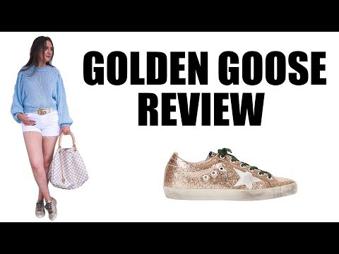 Golden Goose Sneakers Unboxing and Full Review- Are They Worth The Price?