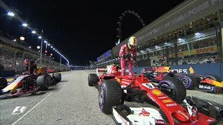 2017 Singapore Grand Prix: Qualifying Highlights