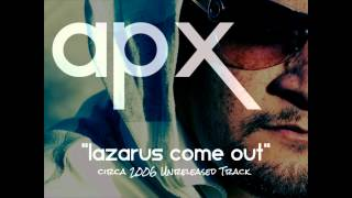 Lazarus Come Out by APX featuring Moses (Christian Rap)