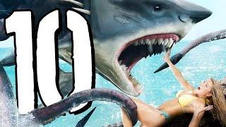 10 ataków rekinów na ludzi [TOPOWA DYCHA]